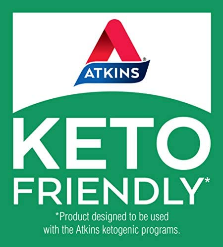 Atkins Protein Meal Bar, Chocolate Almond Caramel, Keto Friendly, 5 Count 7