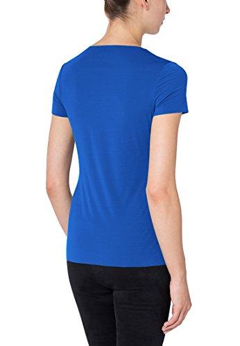 Shirt Camisa Mujer Para Glow Blue Wolford Pure E5zqxwO