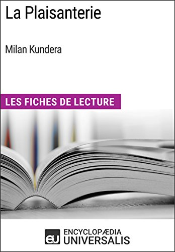 Download ebook milan kundera