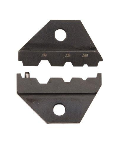 Xcelite D105 ErgoCrimp Steel Die Set for RG174 BNC/TNC Coaxial Connectors