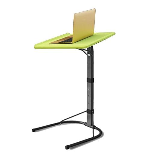 Escritorio para laptop Verde Portátil Tipo C Mesa de Cuidado ...