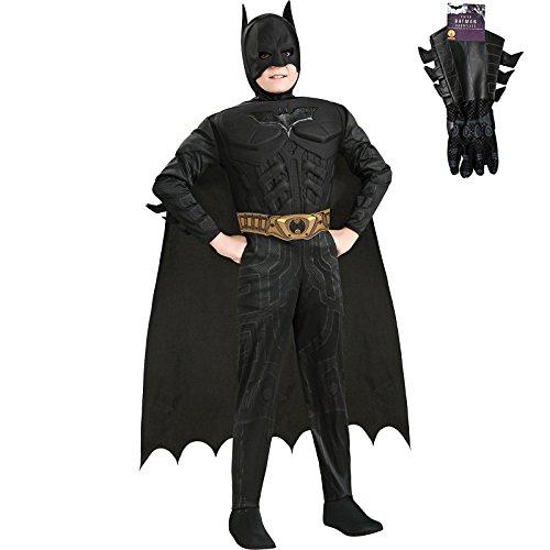 Deluxe Knight Batman Costume Gauntlets
