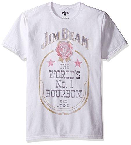 jim-beam-mens-the-worlds-no-1-bourbon-short-sleeve-graphic-t-shirt-white-large