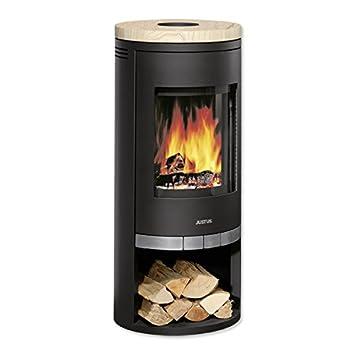 JUSTUS Chimenea Horno Faro 6 kW Carbón de leña Madera Horno: Amazon.es: Bricolaje y herramientas