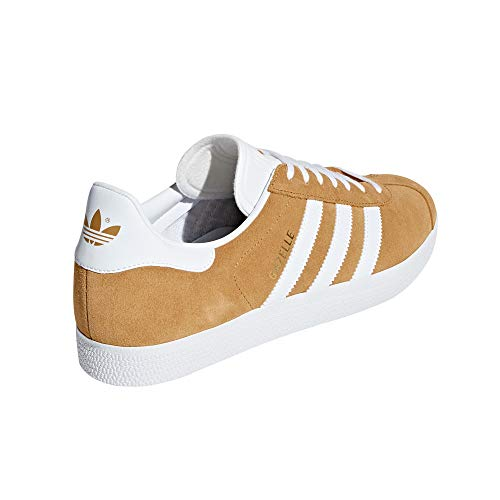 Para Sneaker Hombre Deportiva Tenis ftwr Adidas White Mesa Trainer Zapatillas Gazelle 4qtFAF