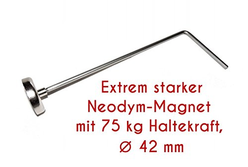 75 kg Magnet Abl/änghilfe 33 cm Motors/äge Kettens/äge