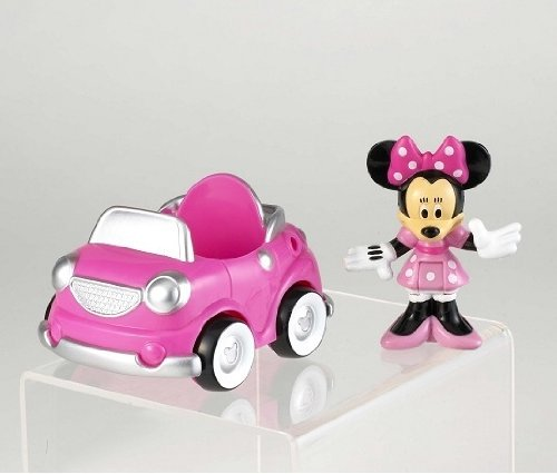 Disney Mickey Mouse Clubhouse Minnie's Figure & Car