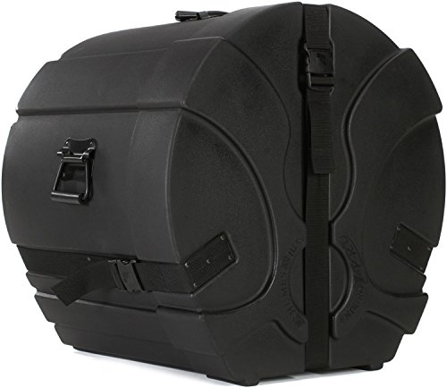 - Humes & Berg Enduro Pro EP508BDBKSP 16 x 20 Inches Bass Drum Case with Foam