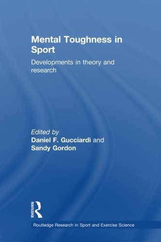 Mental Toughness In Sport  Routledge Research In Sport And Exercise Science