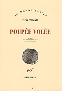 Poupée volée : roman