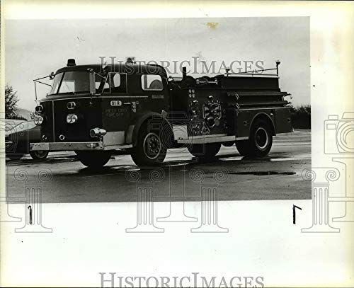 Historic Images - 1984 Press Photo A 1960 American for sale  Delivered anywhere in USA