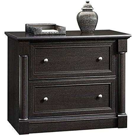 Bowery Hill 2 Drawer File Cabinet In Wind Oak