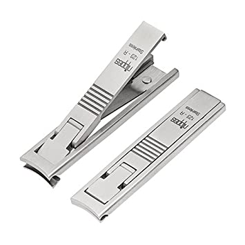 Amazon.com : Nippes Stainless Steel Nail Clipper, 6 Cm : Nail Care ...
