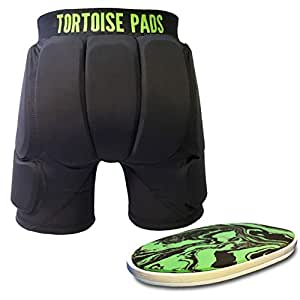 Tortoise Pads T2 Impact Protection Padded Shorts (Youth Small)