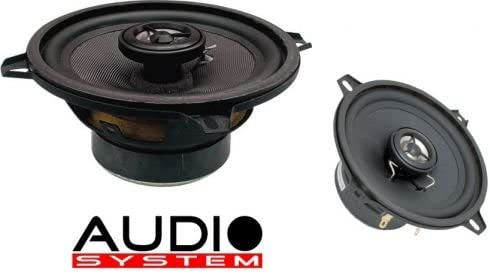 Audio System MXC 130 Plus Lautsprecher kompatibel f/ür BMW 3er Typ E36 Compact ab 1994 hinten