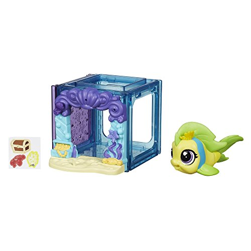 Littlest Pet Shop Mini Style Set with Fish Figure ()