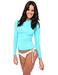 Ingear Ladies Rash Guard Made in USA