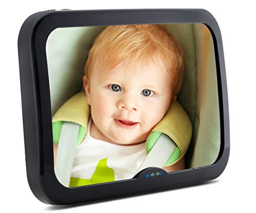 mirror to see baby in car seat - 2