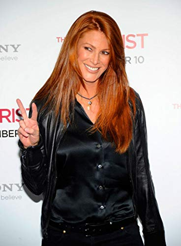 XXW Artwork Angie Everhart Poster Singer/Pop/Music Prints Wall Decor Wallpaper ()