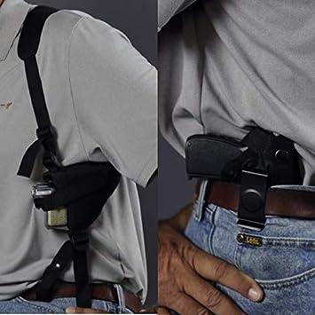 """GUN HOLSTER HIP GLOCK G44 .22 LR HIGH POINT C-90 AV 9MM 3.5/"""" BRL 5"""