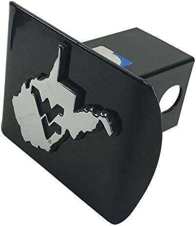 Virginia University METAL shaped emblem