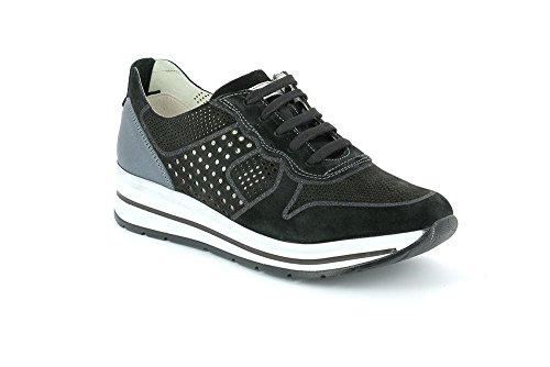 Chaussures Femme Grunland Sc3871 Cedo P. Black 37