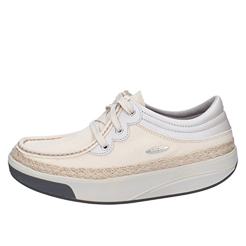 Beige Mbt Sneaker Tessuto Donna Donna Sneaker Donna Mbt Beige Sneaker Tessuto Tessuto Beige Mbt A4XqwS