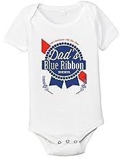 Dad's Blue Ribbon Baby Shirt/Bodysuit
