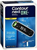 Contour Next One Blood Glucose Monitoring System, Pack of 4