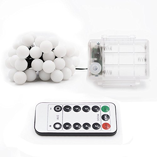 Outdoor Led Ball Lights White in US - 3