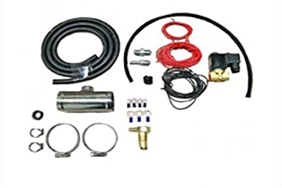 TITAN Fuel Tanks 99 0122 0000 Gravity Feed Solenoid Kit, Included Solenoid, Fuel Lines and All Required Hardware