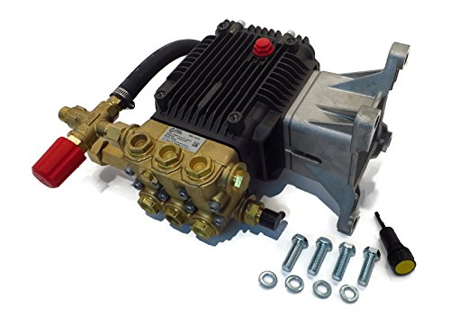 The ROP Shop 3000 psi AR Power Pressure Washer Water Pump Replacement RSV3G34D-F40 1