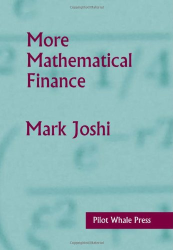 More mathematical finance