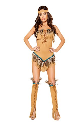 Native American Seductress Adult Costume - Small]()