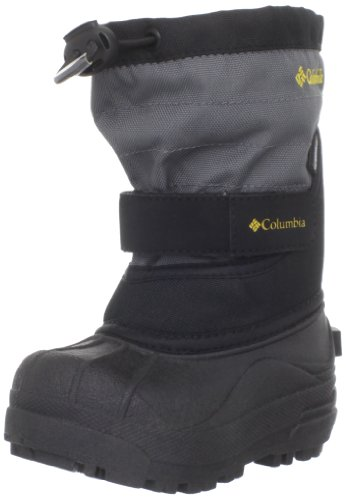 Columbia Toddler Powderbug Plus II Waterproof Winter Boot,Bl