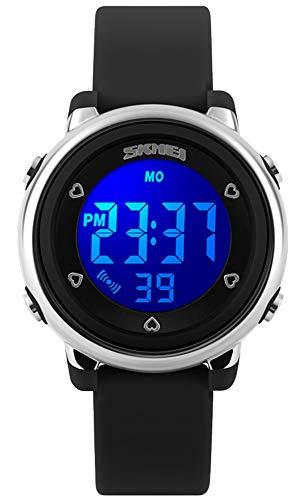 Kids Watch Multi Function LED Sport Waterproof Digital Alarm Stopwatch for boy Girl Child Watch Gift