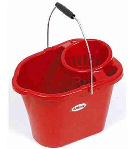 Abbey HB905RED Mop Bucket, 12 L, Red Robert Scott