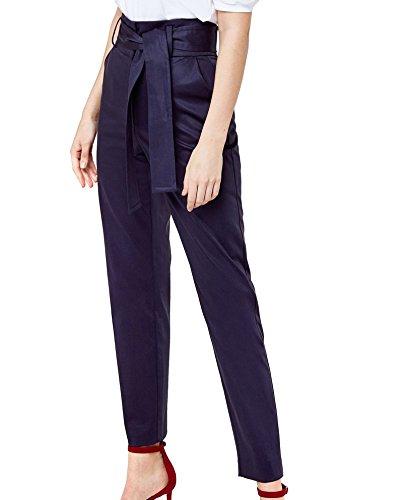 Uterque (Zara) Donna Pantaloni con fiocco 0110/253