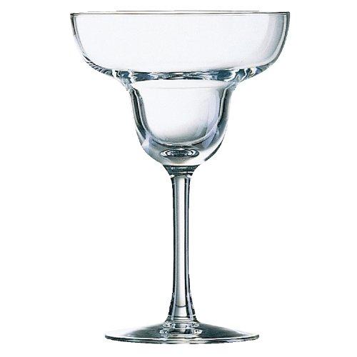 Arcoroc Elegance Margarita Glasses 270ml 9.5oz / 270ml. Pack quantity: 6