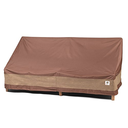 Duck Covers Ultimate Patio Sofa Cover, 87-Inch (Covers Furniture Breathable Patio)