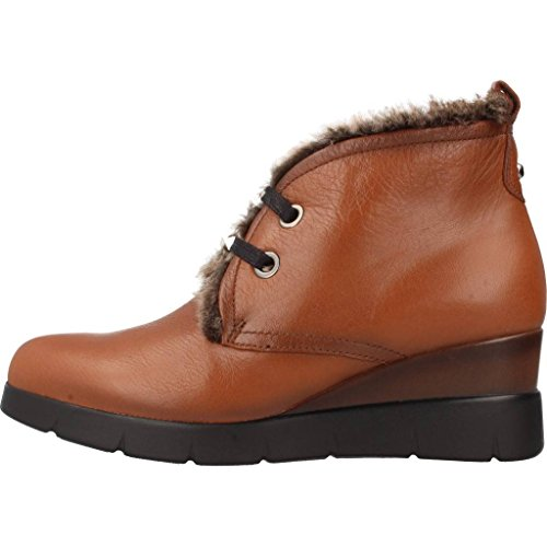 Hispanitas Botas Para Mujer, Color Marrón, Marca, Modelo Botas Para Mujer HI63855 Marrón marrón