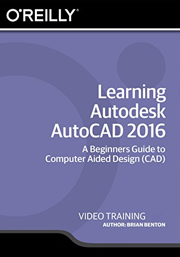 Learning Autodesk AutoCAD 2016 [Online Code] by Infiniteskills