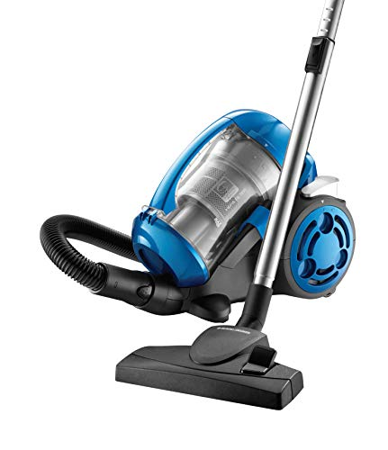 BLACK+DECKER Vacuum Cleaner with 6 Stage Filteration and HEPA Filter.