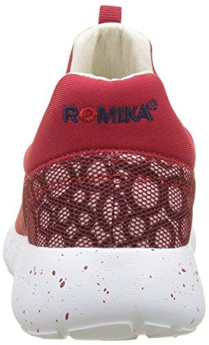 Damen Romika Portano 02 Flach Rouge (rot)