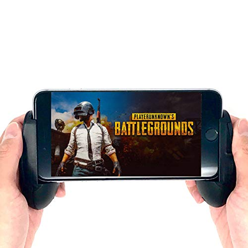 Limeshark PUBG Fornite Mobile Controller, Grip Handles for 4.5-6.5inch for iOS Android Phone