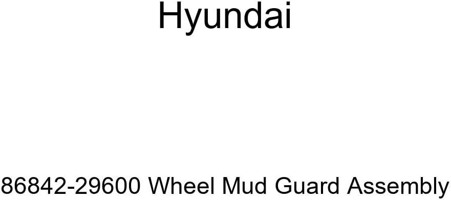 Genuine Hyundai 86842-29600 Wheel Mud Guard Assembly
