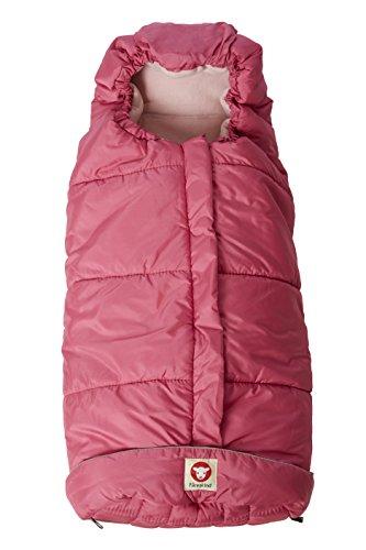 Fareskind Comfy Cruiser Bunting Bag, Pink, 0-4 Years by Fareskind