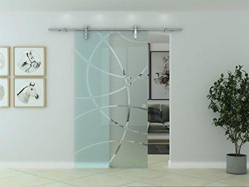 Corredera de cristal Puerta Corredera de cristal puertas de ...