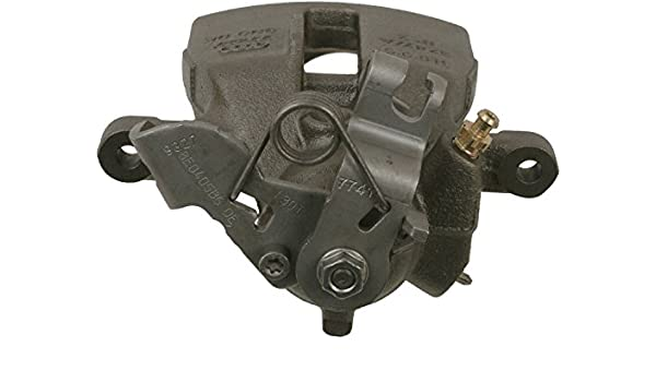 Unloaded Brake Caliper A1 Cardone Cardone 19-3415 Remanufactured Import Friction Ready