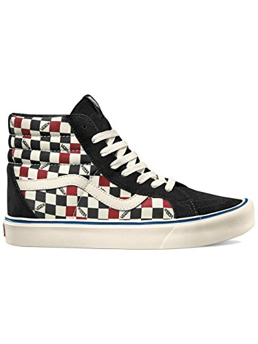 Vans Sk8-Hi Lite (seeing checkers) black/m Seeing Checker